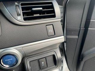 2017 Toyota Camry AVV50R Atara S Silver 1 Speed Constant Variable Sedan Hybrid