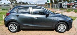 2016 Mazda 2 DJ2HA6 Neo SKYACTIV-MT Grey 6 Speed Manual Hatchback