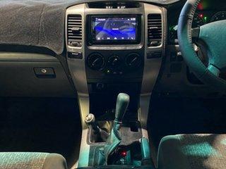 2003 Toyota Landcruiser Prado KZJ120R GXL Blue 4 Speed Automatic Wagon
