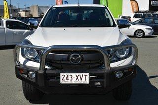2016 Mazda BT-50 MY16 GT (4x4) White 6 Speed Automatic Dual Cab Utility.