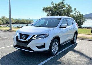 2019 Nissan X-Trail T32 Series II ST X-tronic 4WD White Automatic Wagon.
