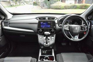 2018 Honda CR-V RW MY18 VTi-S FWD Red 1 Speed Constant Variable Wagon.