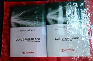 2010 Toyota Landcruiser VDJ200R MY10 GXL Silver Pearl 6 Speed Automatic Wagon