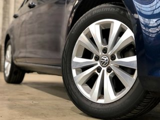 2014 Volkswagen Golf VII MY14 90TSI DSG Blue 7 Speed Sports Automatic Dual Clutch Hatchback