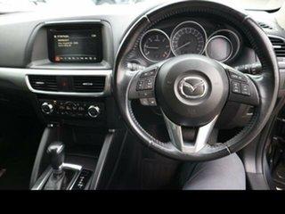 2017 Mazda CX-5 MY17 Maxx Sport (4x4) Grey 6 Speed Automatic Wagon