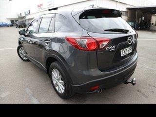 2017 Mazda CX-5 MY17 Maxx Sport (4x4) Grey 6 Speed Automatic Wagon.
