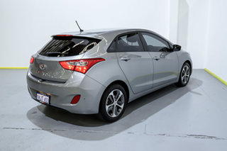 2015 Hyundai i30 GD4 Series II MY16 Active X Silver 6 Speed Sports Automatic Hatchback
