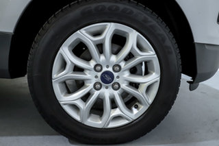 2016 Ford Ecosport BK Titanium PwrShift Silver 6 Speed Sports Automatic Dual Clutch Wagon