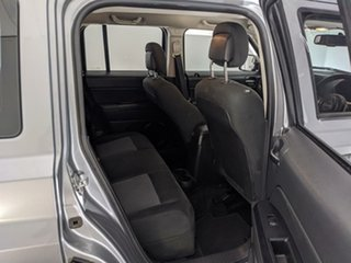 2015 Jeep Patriot MK MY15 Sport 4x2 Silver 5 Speed Manual Wagon