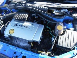2002 Holde Barina XC SRi Blue 5 Speed Manual Hatchback