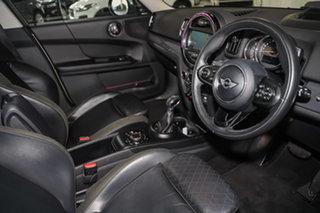 2018 Mini Countryman F60 Cooper D Steptronic Melting Silver 8 Speed Sports Automatic Wagon.