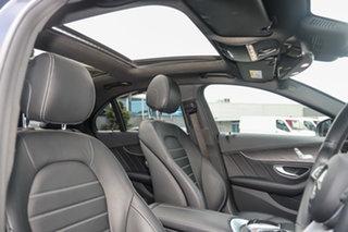 2018 Mercedes-Benz C-Class W205 808MY C43 AMG 9G-Tronic 4MATIC Cavansite Blue 9 Speed