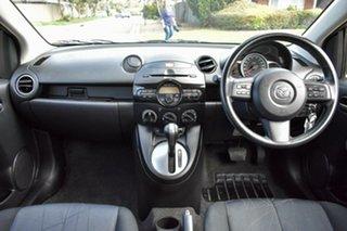 2013 Mazda 2 DE10Y2 MY14 Neo Sport Black 4 Speed Automatic Hatchback.