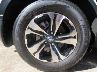 2017 Honda CR-V MY18 VTi (2WD) White 5 Speed Continuous Variable Wagon