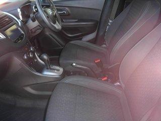 2015 Holden Trax TJ LS Grey 6 Speed Automatic Wagon