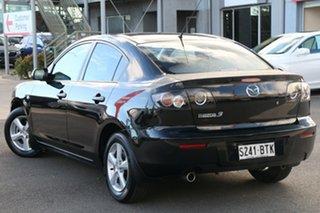 2009 Mazda 3 BL10F1 Neo Activematic Black 5 Speed Sports Automatic Sedan.