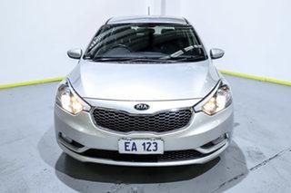 2014 Kia Cerato YD MY15 S Premium Grey 6 Speed Sports Automatic Hatchback.