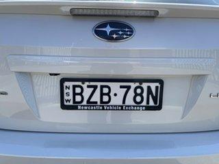 2011 Subaru Liberty B5 MY11 3.6R AWD Premium White 5 Speed Sports Automatic Sedan