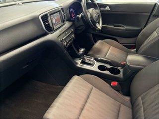 2017 Kia Sportage QL MY17 SI (FWD) White 6 Speed Automatic Wagon