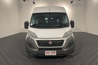 2017 Fiat Ducato Series 6 Mid Roof LWB Comfort-matic White 6 speed Automatic Van.