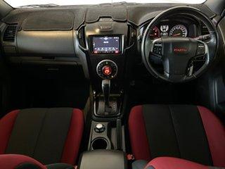 2017 Isuzu D-MAX MY17 X-Runner Crew Cab Black 6 Speed Sports Automatic Utility