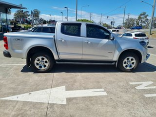 2018 Holden Colorado RG MY18 LT Pickup Crew Cab Silver 6 Speed Sports Automatic Utility.