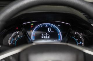 2016 Honda Civic 10th Gen MY16 VTi Maroon 1 Speed Constant Variable Sedan