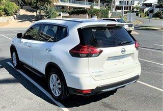 2019 Nissan X-Trail T32 Series II ST X-tronic 4WD White Automatic Wagon