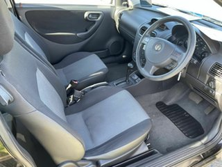 2005 Holden Barina TK Black 4 Speed Automatic Hatchback