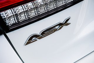 2019 Mitsubishi ASX XD MY20 Exceed 2WD White 1 Speed Constant Variable Wagon