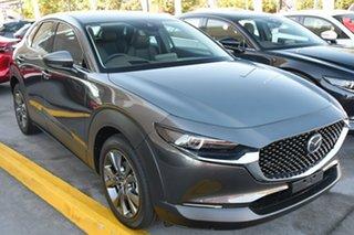 2021 Mazda CX-30 DM2W7A G20 SKYACTIV-Drive Astina Snowflake White 6 Speed Sports Automatic Wagon.
