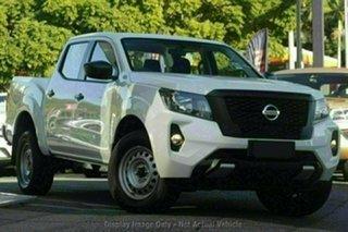 2021 Nissan Navara D23 MY21 SL 4x2 Solid White 6 Speed Manual Utility.