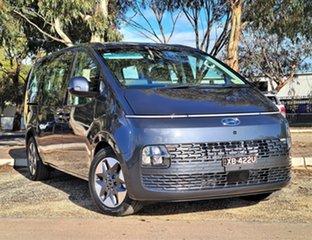 2021 Hyundai Staria US4.V1 MY22 Highlander AWD Graphite Gray 8 Speed Sports Automatic Wagon.