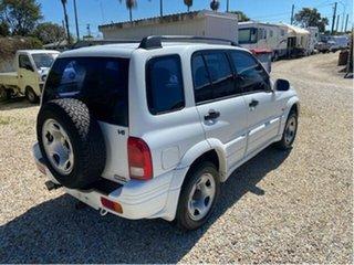 1998 Suzuki Vitara V6 (4x4) White 4 Speed Automatic 4x4 Wagon