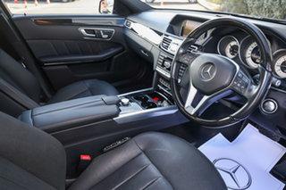 2013 Mercedes-Benz E-Class W212 MY13 E300 BlueTEC Hybrid 7G-Tronic + Obsidian Black 7 Speed.