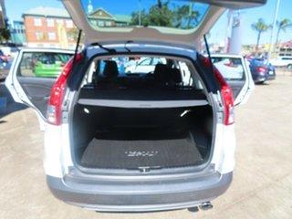 2013 Honda CR-V 30 VTi (4x4) White 5 Speed Automatic Wagon