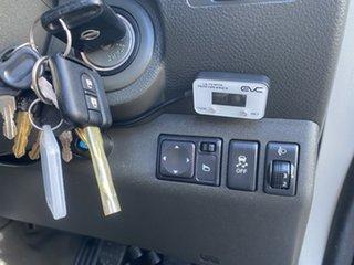 2013 Nissan Navara D40 S7 MY12 RX Grey 6 Speed Manual Utility