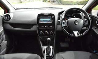 2016 Renault Clio IV B98 Expression EDC Red 6 Speed Sports Automatic Dual Clutch Hatchback.
