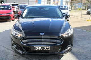 2016 Ford Mondeo MD Trend Black 6 Speed Sports Automatic Dual Clutch Hatchback.