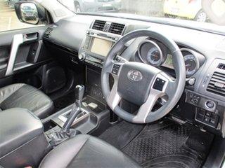2015 Toyota Landcruiser Prado GDJ150R GXL White 6 Speed Sports Automatic Wagon.