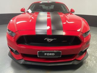 2017 Ford Mustang FM 2017MY GT Fastback Red 6 Speed Manual Fastback.
