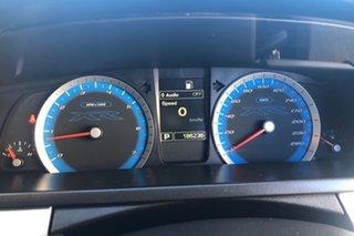 2011 Ford Falcon FG MkII XR6 Grey 6 Speed Sports Automatic Sedan