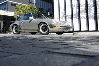 1982 Porsche 911 No Series SC Silver 5 Speed Manual Targa.