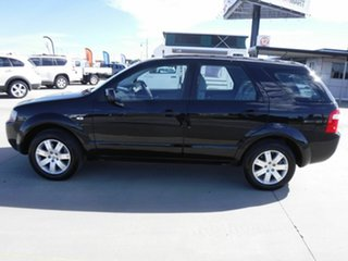 2007 Ford Territory SY TX Black 4 Speed Sports Automatic Wagon