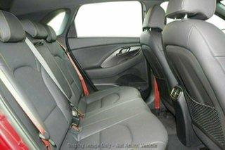 2021 Hyundai i30 PD.V4 MY21 N Line D-CT Premium Fiery Red 7 Speed Sports Automatic Dual Clutch
