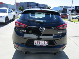 2016 Mazda CX-3 DK2W7A Neo SKYACTIV-Drive Black 6 Speed Sports Automatic Wagon