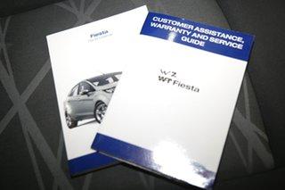 2014 Ford Fiesta WZ MY15 Ambiente Blue 5 Speed Manual Hatchback