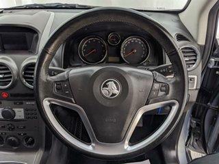 2009 Holden Captiva CG MY10 5 Grey 5 Speed Manual Wagon
