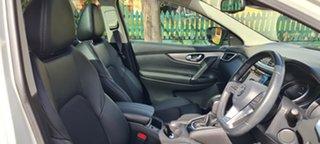 2018 Nissan Qashqai J11 Series 2 N-TEC X-tronic White 1 Speed Constant Variable Wagon