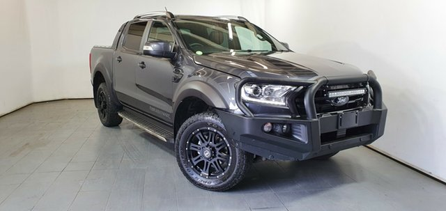 Used Ford Ranger PX MkIII 2019.75MY Wildtrak Elizabeth, 2019 Ford Ranger PX MkIII 2019.75MY Wildtrak Grey 10 Speed Sports Automatic Double Cab Pick Up